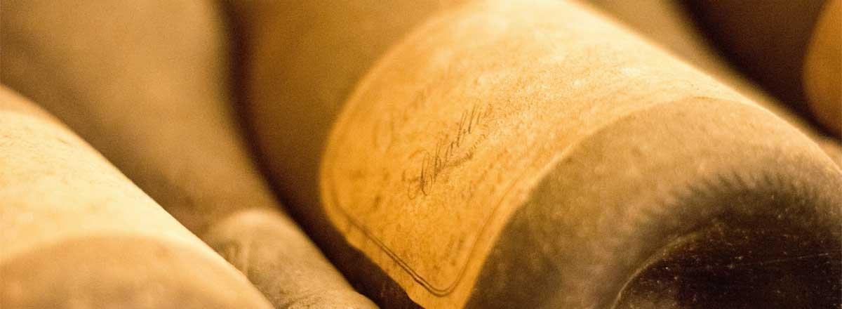 Hvorfor lagre vin?