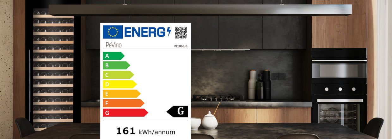 Guide til EUs nye energimerking