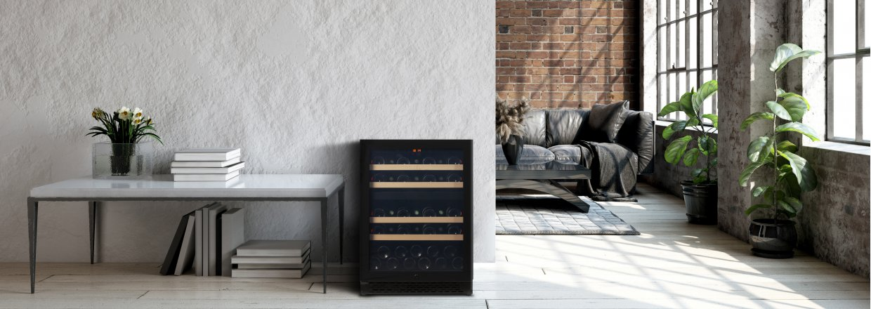 View your new wine cooler in your home, before you buy!