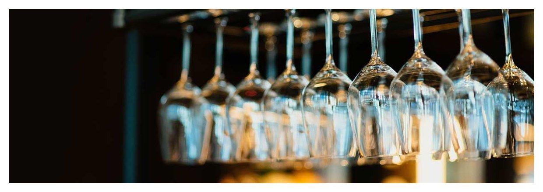 Opvask - Sådan vasker du vinglas