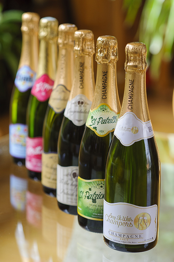 Say it with champers 2