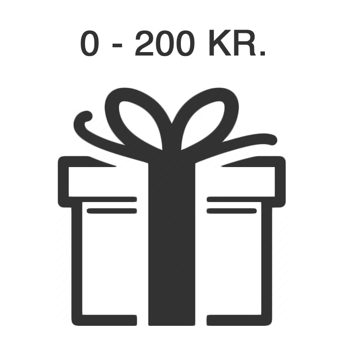 Gaveideer Under 200 Kr.