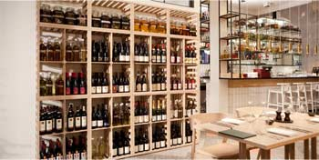 Inventory Decor Wine Racks Hotel Restaurant Cafe