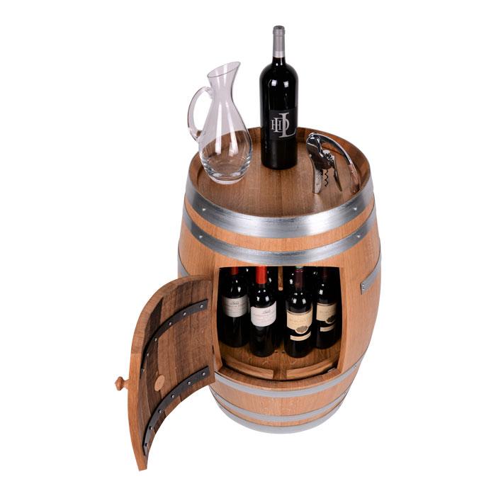 Barrel Bar Cabinet Exclusive 110