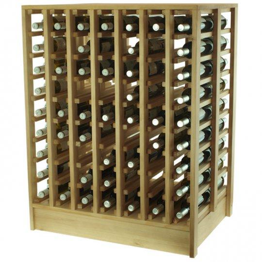 WINEREX Vinreol JULIANO til 126 flasker