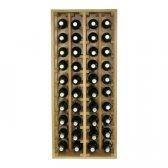 WINEREX Vinreol ISA til 40 flasker i HVID