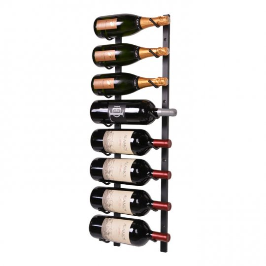 Vino Wall Rack 1x8 flasker Magnum / Champagne