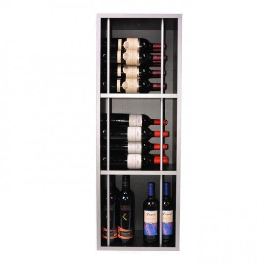 CELLARBOX vinreol MARESA til 36 flasker/ grΠsider