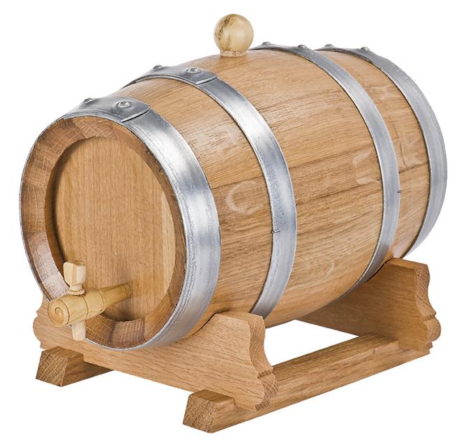 10l vinfat, fransk eik