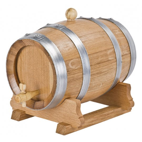 20 liter vinfad fransk eg
