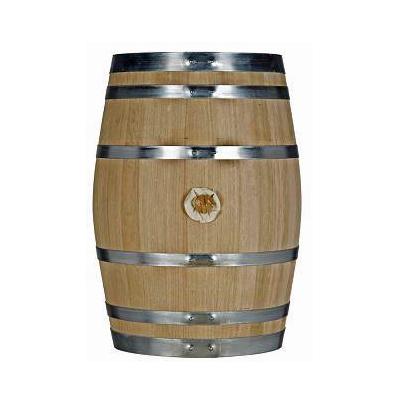 Image of 100 liter vinfad ungarsk eg Heavy ristning - (H)