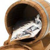 Dekorativ tønde for BAG in Box 5 liter