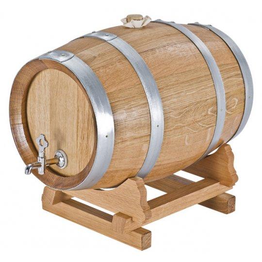 Vintønde med ståltank 2 liter