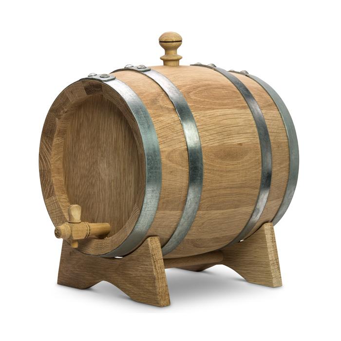 Image of 0,5 liter vinfad - ungarsk eg