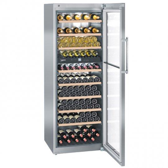 LiebHerr vinkøleskab 211 flasker, 2 zoner