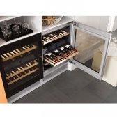 LiebHerr Vinidor vinkøleskab 34 flasker, 2 zoner indbygning