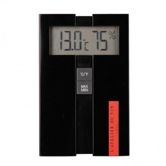 L'Atelier du Vin - Hygro- og termometerstation