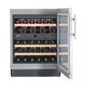 LiebHerr Vinidor vinkøleskab 34 flasker, 2 zone indbygning