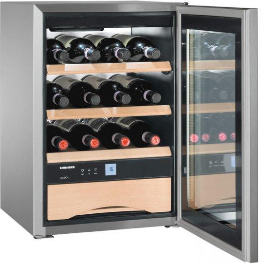 LiebHerr GrandCru vinkøleskab 12 flasker