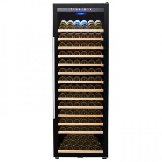 Swisscave vinkøleskab 220 flasker med 1 kølezone