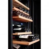 Avintage Climadiff integrerbart vinkøleskab 55 flasker, 2 zoner