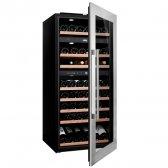 Avintage Climadiff integrerbart vinkøleskab 81 flasker, 3 zoner
