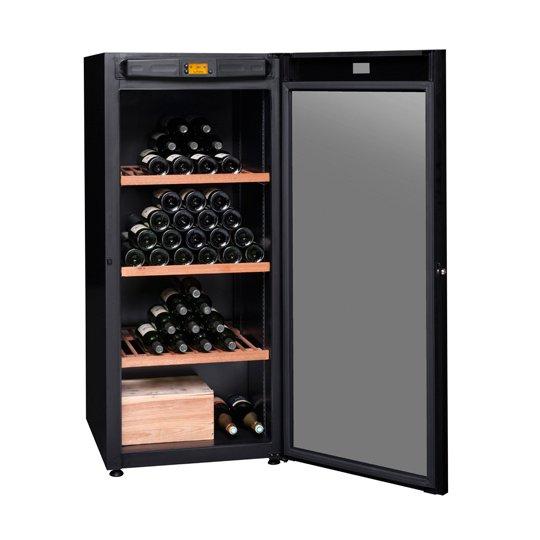 Avintage Diva vinkøleskab 178 flasker, 1 zone
