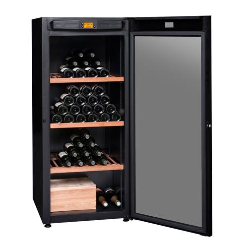 avintage diva dvp305g 294 bottles multi temperature. Black Bedroom Furniture Sets. Home Design Ideas