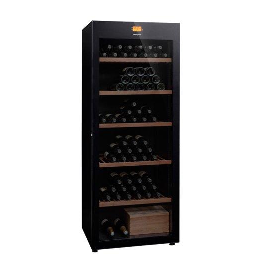 Avintage Diva vinkøleskab 294 flasker, multizoner