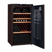 Climadiff vinkøleskab, solid dør, 196 flasker, 1 kølezone