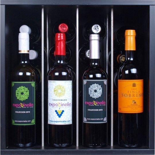 RENATO Vinreol modul GABINO til 24 flasker vin