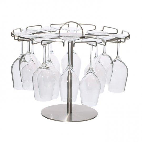 Glasholder til 18 vinglas