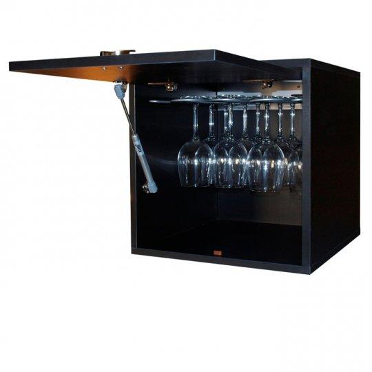 RENATO modul GARCIA Glasskab med låge i toppen