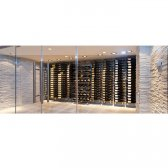 Vino Wall Rack 1x9 flasker