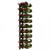 Vino Wall Rack 2x9 flasker