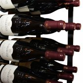 Vino Wall Rack 3x12 flasker