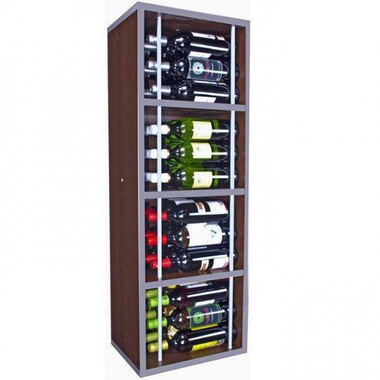 CELLARBOX vinreol MANO til 36 flasker