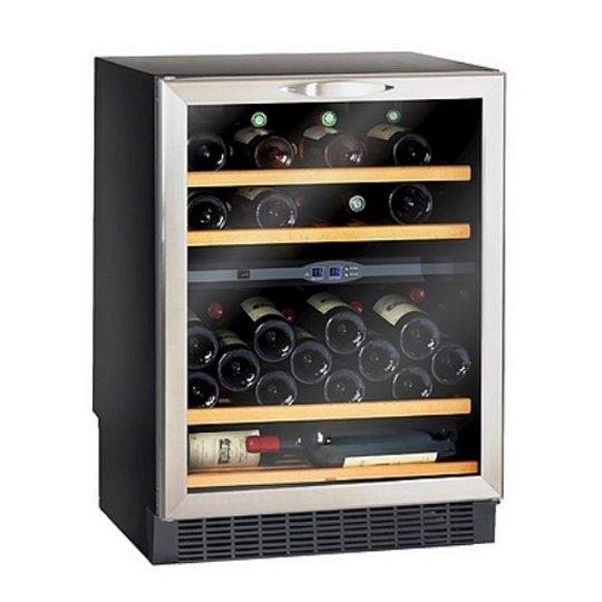 Avintage Climadiff vinkøleskab 50 flasker, 2 zoner