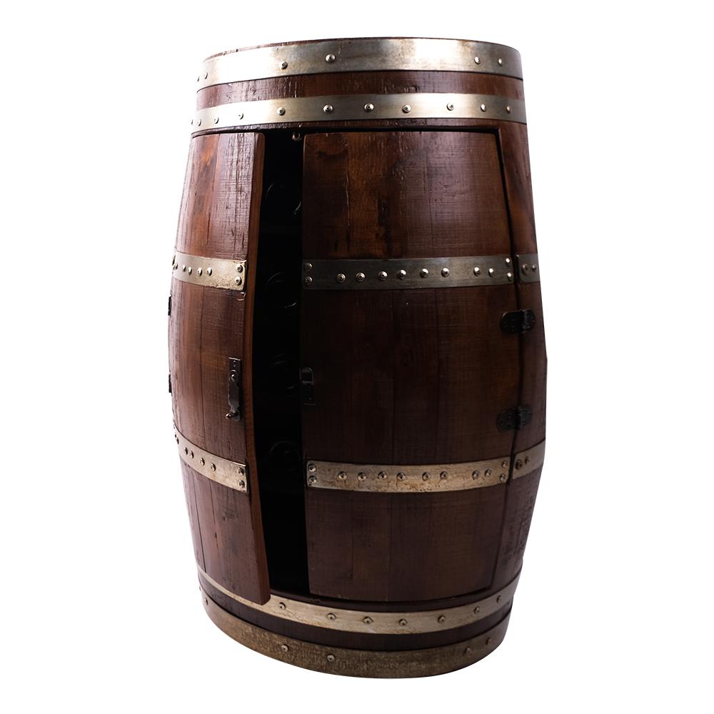 Vinobarto Barrel Bar Cabinet Exclusive 200 Wine