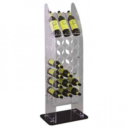 Salerno  - Akryl Stander 18 flasker