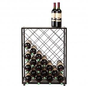 Efterstræbte Vinikea - Billige Vin-ikea vinreoler & vinopbevaring UJ-11