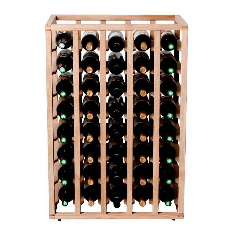 Moldow Wine Rack 40 Bottles