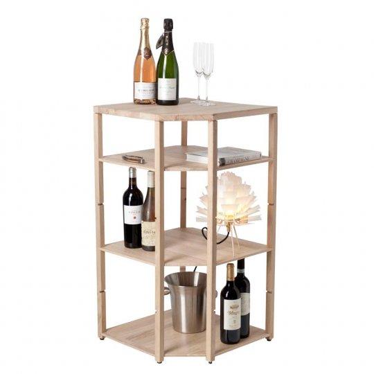 Moldow CORNER - Eksklusive vinreoler