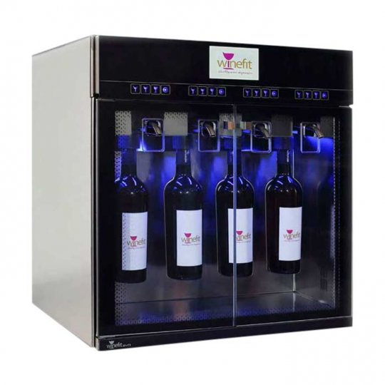 Winefit Evo - Vindispenser - 4 flasker