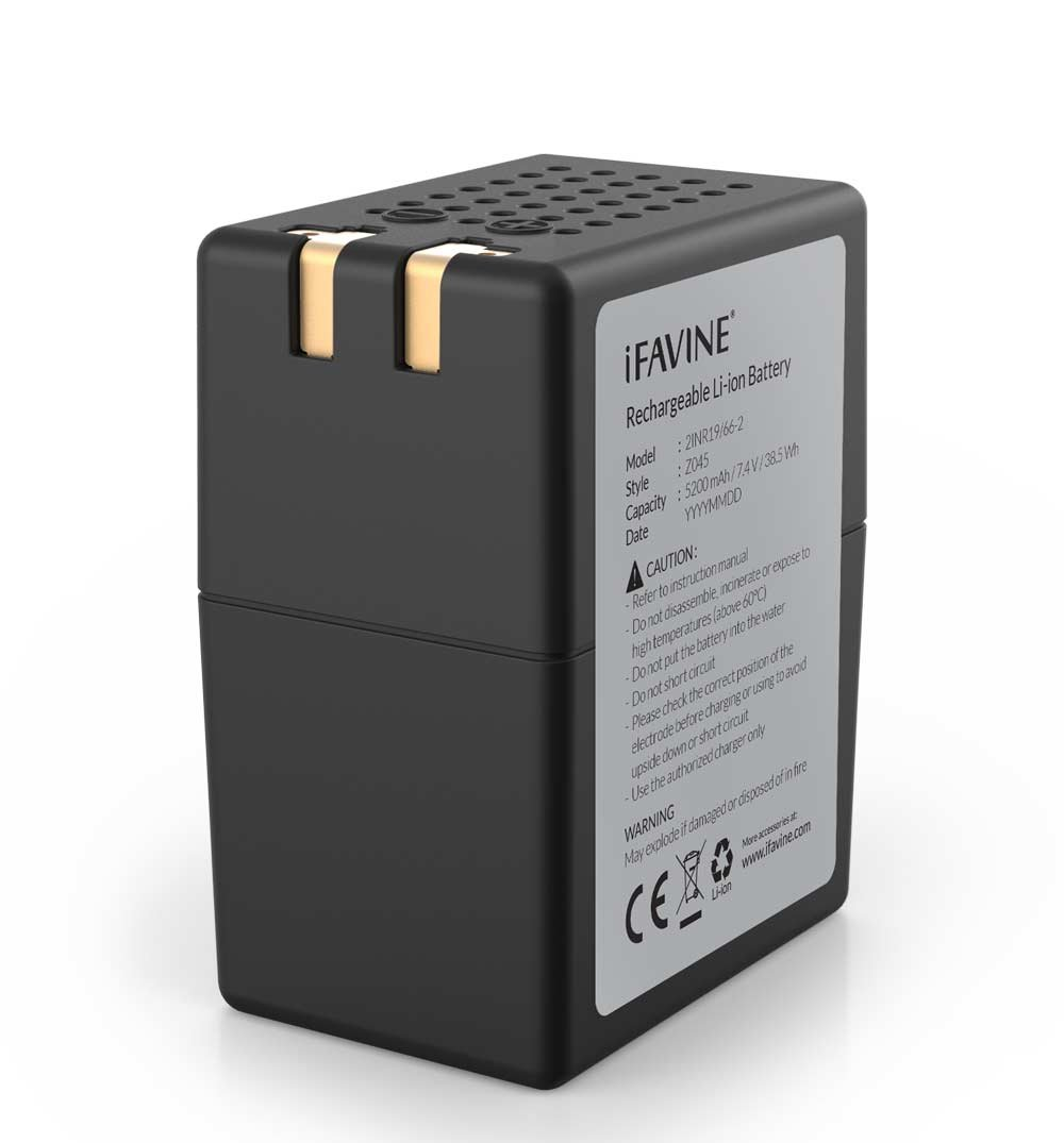 Battery for D512 iSommelier Portable
